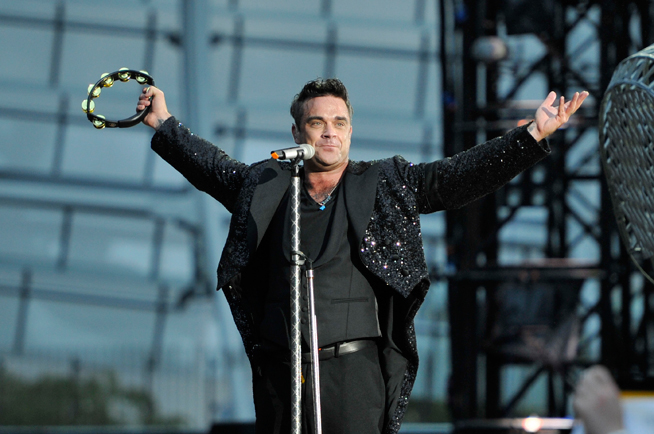 Robbie Williams Abu Dhabi concert preview