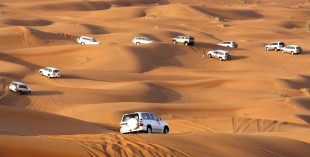 CleanDesertDrive campaign launched