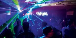 GlobalFunk drum n bass night in Dubai