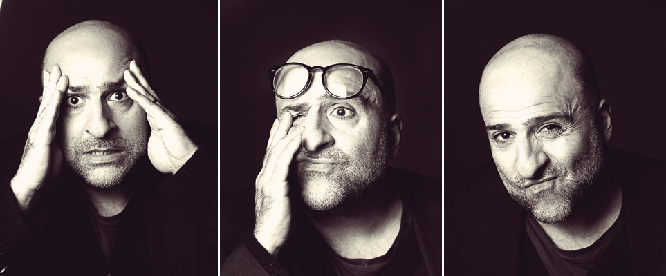 Omid Djalili Dubai show at Music Room, preview