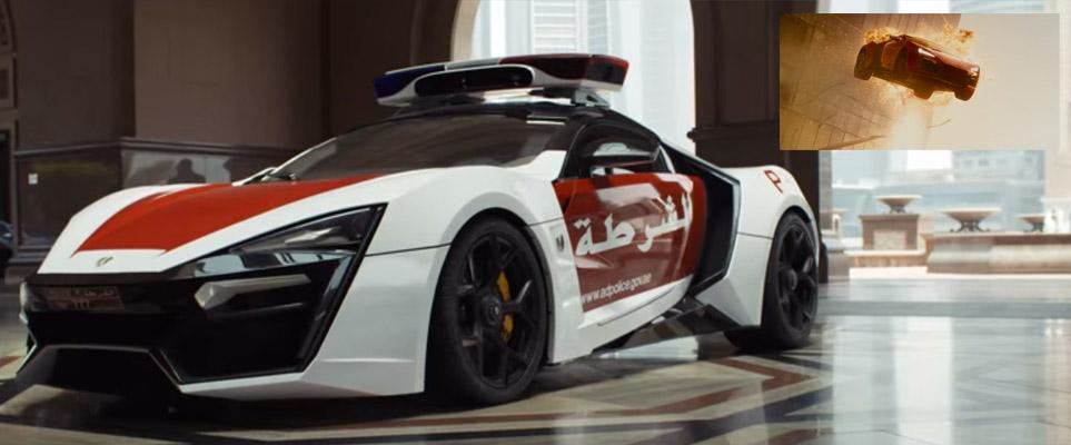 Abu Dhabi Police Lykan Hypersport Announced What S On
