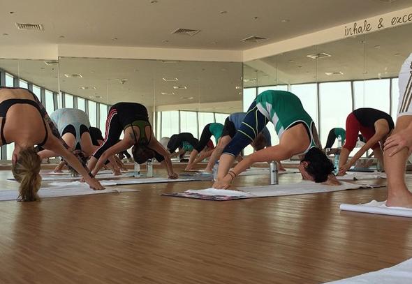 n yoga dubai