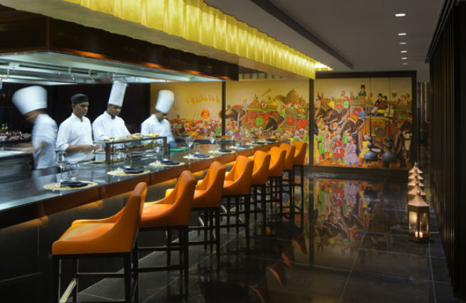 Indian Restaurants In Abu Dhabi With Party Hall