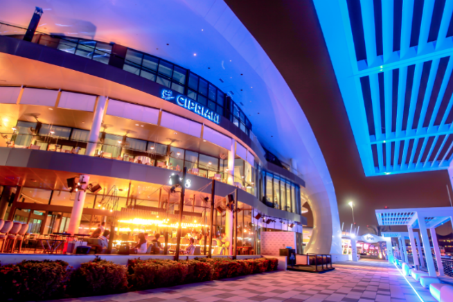 Things to do in abu dhabi this weekend what 39 s on for Ristorante cipriani abu dhabi