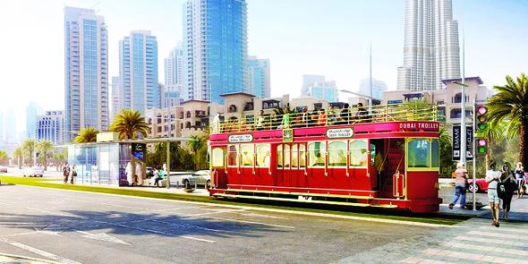 Dubai Trolley1