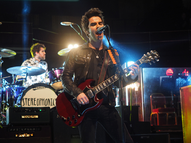 Teenage Cancer Trust 15th Anniversary Year Concert - Stereophonics