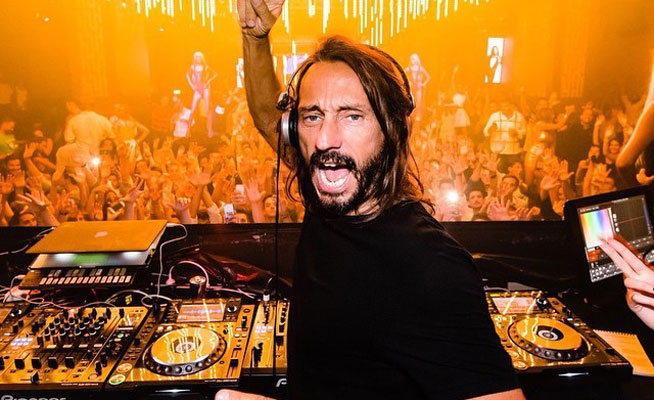 bob sinclar - from instagram