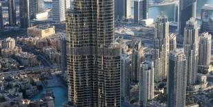 burj khalifa getty