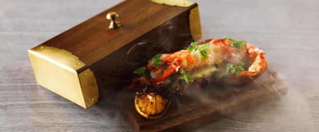 marina social smoked lobster