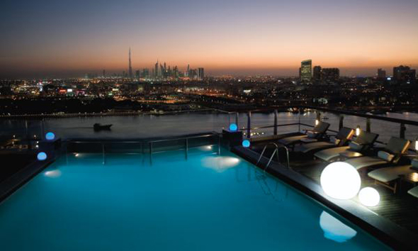 Sunset Drinks 8 Great Places For Sundowners In Dubai