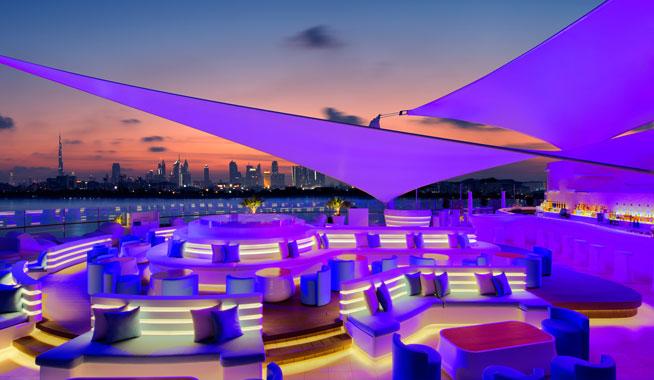 Five of Dubai's best rooftop bars - What's On Dubai