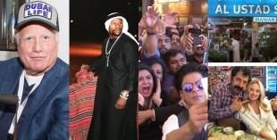 celebrities in dubai