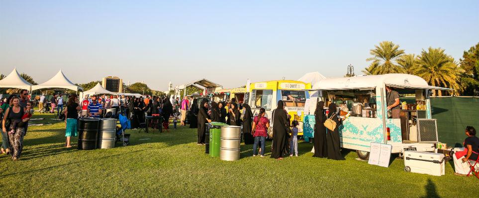 Food Festival Mushrif Park