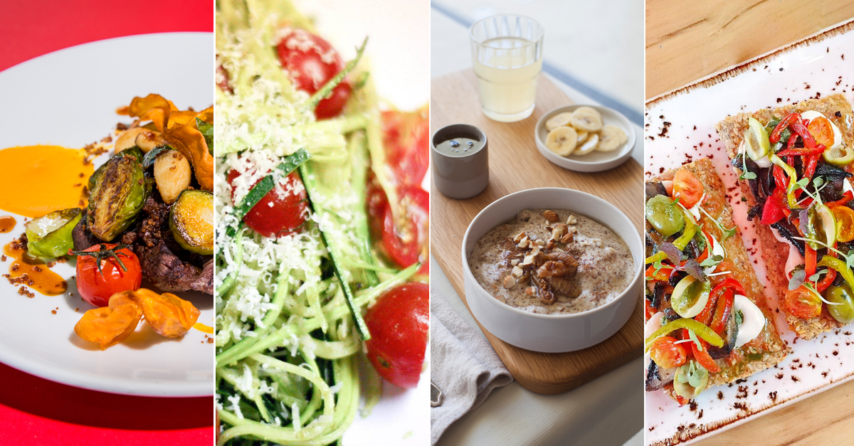 Healthy Food Restaurants In Abu Dhabi