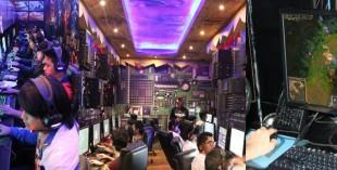gaming cafes in dubai