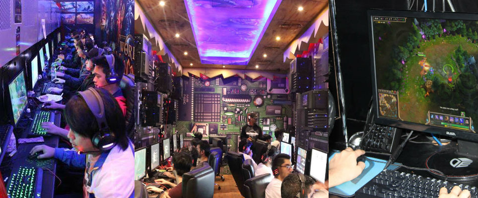Gaming Cafe Berlin