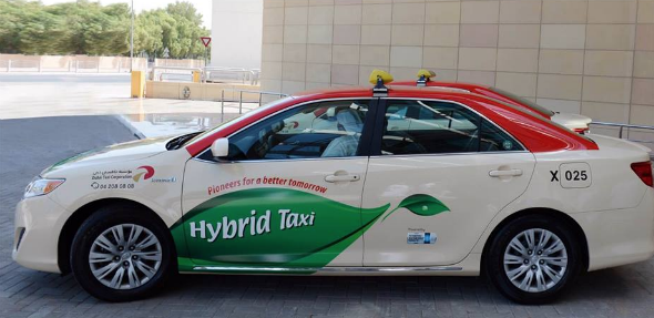 Soon Half Of Dubai S Taxis Will Be Hybrid Cars What S On Dubai