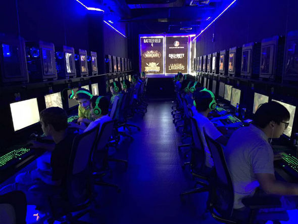 6 Video Gaming Cafes In Dubai Whats On