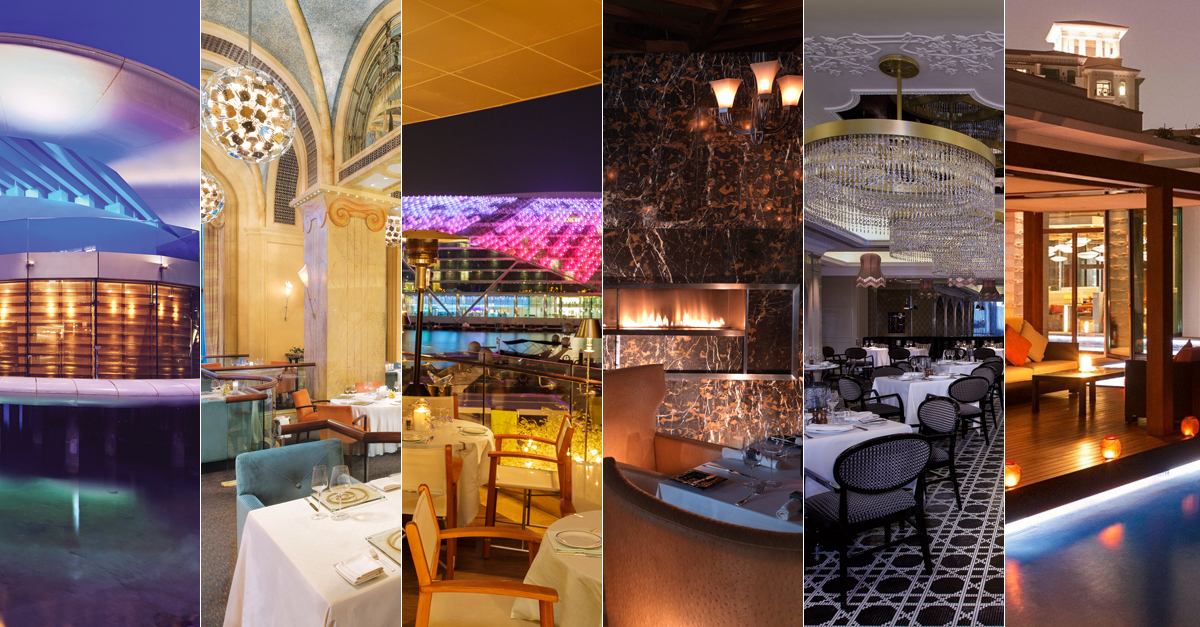 20 of abu dhabi 39 s most romantic restaurants what 39 s on abu dhabi. Black Bedroom Furniture Sets. Home Design Ideas