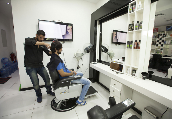 Things to do in panorama in the greens what 39 s on dubai for Boutique spa dubai