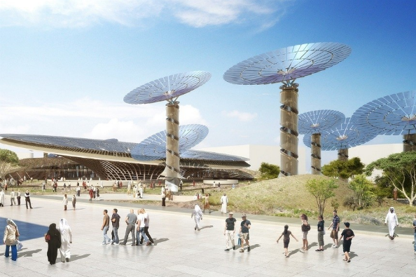 What three of the Expo 2020 buildings will look like - What's On Dubai