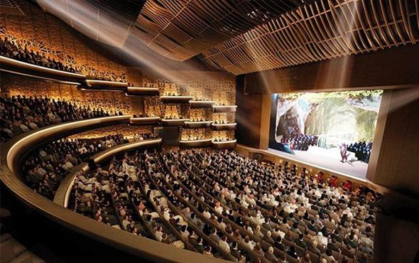 Placido Domingo Opening Night Of Dubai Opera Sells Out