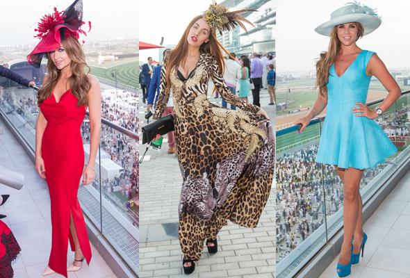 Dubai world cup fashion photos 50