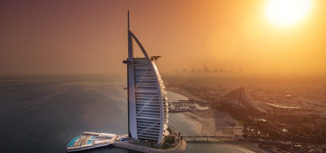 Take A Look At The Just Opened Burj Al Arab Terrace What
