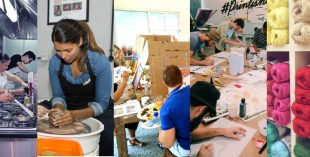 Crafty workshops featured