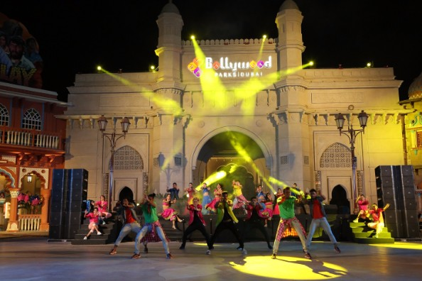 bollywood parks dubai