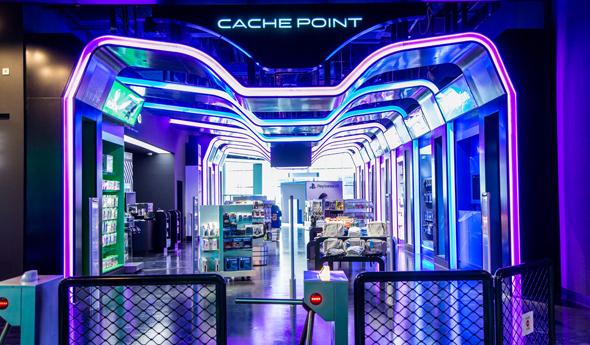 Hub Zero Cache Point What S On Dubai