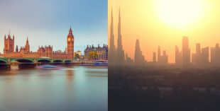 Dubai-London