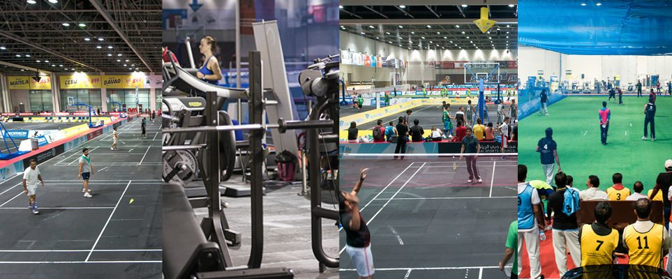 Dubai Sports World 2016