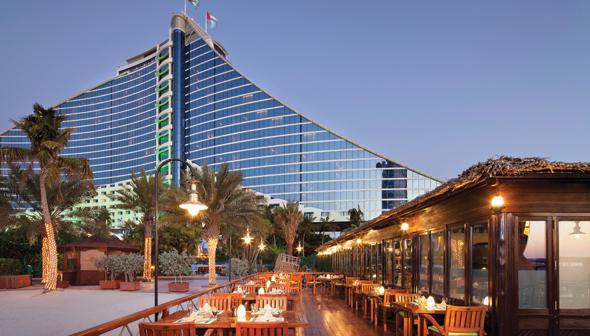 Jumeirah Beach Hotel Renovation