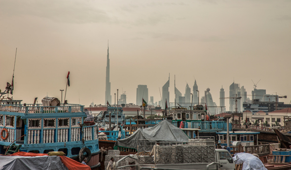 dubai-skyline-from-the-creek