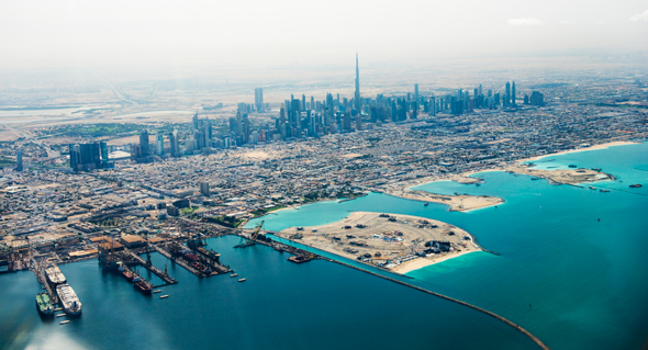 dubai-skyline-sea