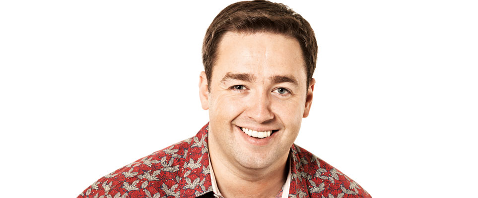 Jason Manford On  Out Of  Cats
