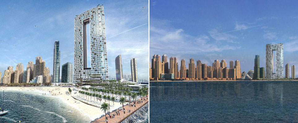 Holy moly take a look at this new address hotel coming to jbr for New hotels in dubai 2016