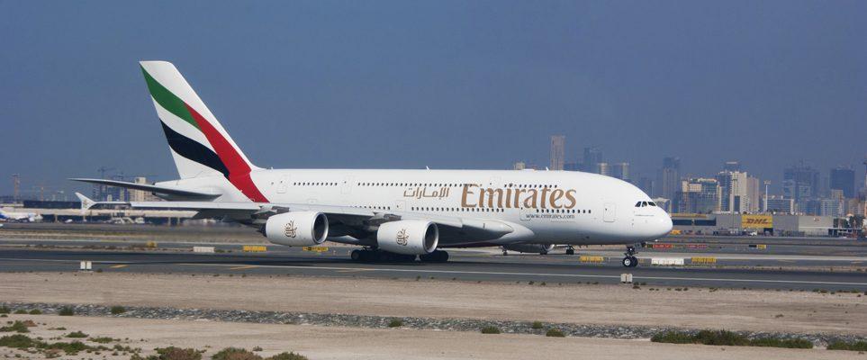 Emirates Airline flight crash-lands at Dubai airport