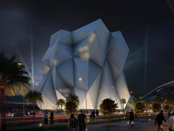 Clymb dhs367m project in abu dhabi will break two world records clymb solutioingenieria Images