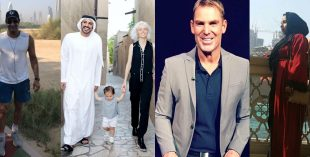 celebrities in dubai