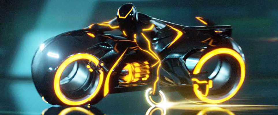 One of the Tron light cycles is up for sale on dubizzle – What's On Dubai