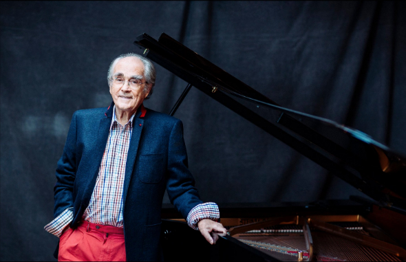 Michel Legrand piano