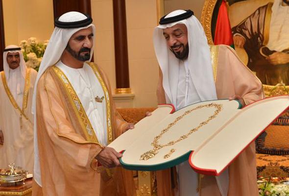 sheikh mohammed sheikh khalifa
