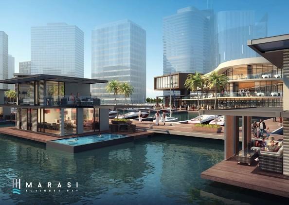 marasi business bay