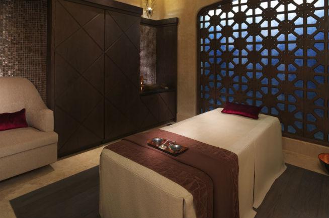 ESPA Treatment Room