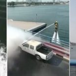 dubai firefighter jetpack