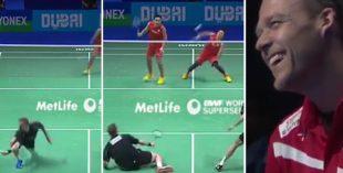 dubai badminton