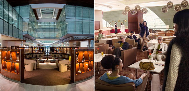 Heads up: You can now pay to get into an Emirates lounge ...