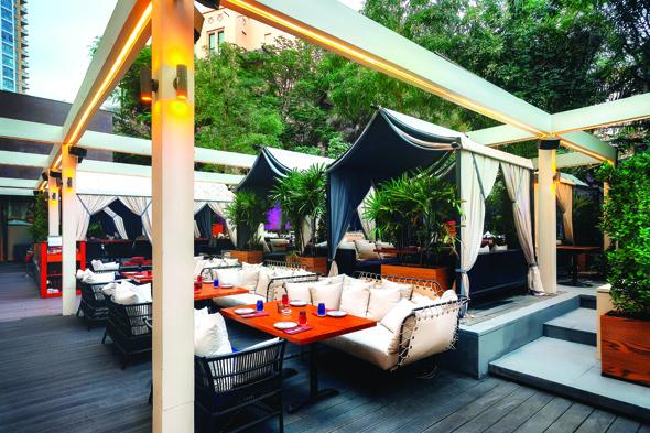 Leafy Green 10 Secret Garden Bars And Cafes In Dubai What S On Dubai
